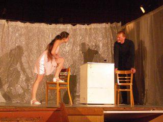 Divadelní představení – říjen 2008