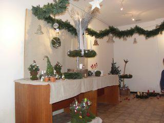 Vánoční výstava 2009