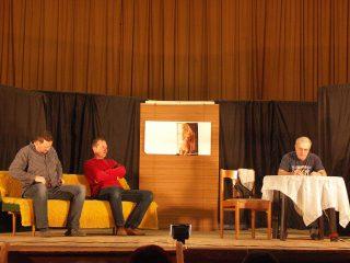Divadelní představení Světáci