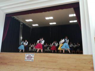 Folklorní soubor Jánošíček – veřejná generálka
