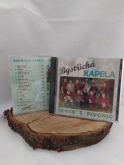 CD Bystřická kapela