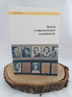 """Kniha """"Zpráva o zapomenutých sousedstvích"""""""