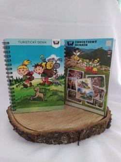 Turistické deníky